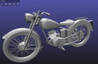 sharemy3d_bikemodel