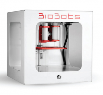 The Biobots1 was the first system for desktop bioprinting