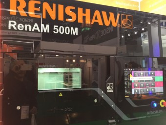 Does Renishaw call its 500 Watt yetterbium laser RenAM a 3D printer?